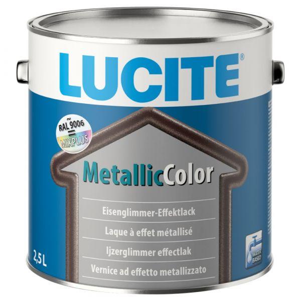 LUCITE® MetallicColor – RAL 9006