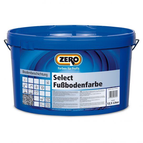 Zero Select Fußbodenfarbe 255 – 12,5 Liter