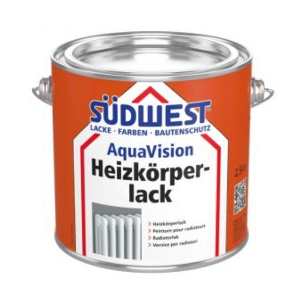 Südwest AquaVision® Heizkörperlack
