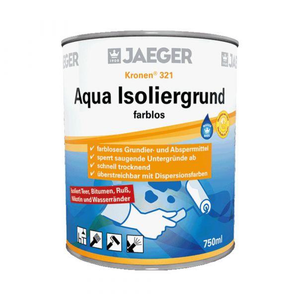 Jaeger 321 Kronen Aqua Isoliergrund