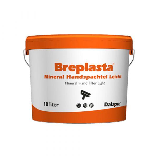 BREPLASTA Mineral Handspachtel Leicht – 10 Liter
