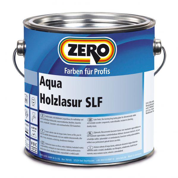 Zero Aqua Holzlasur SLF