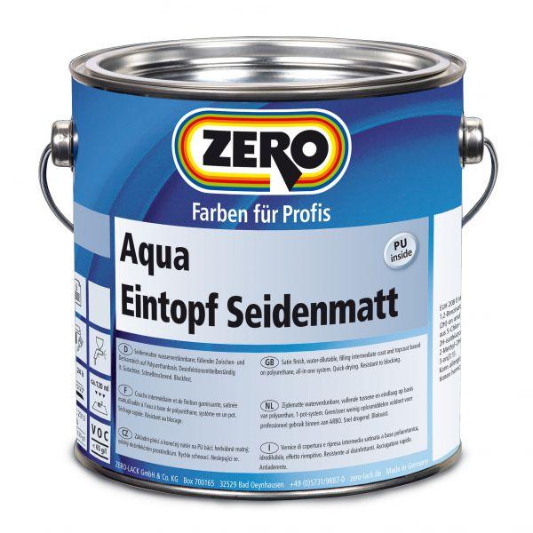 Zero Aqua Eintopf Seidenmatt