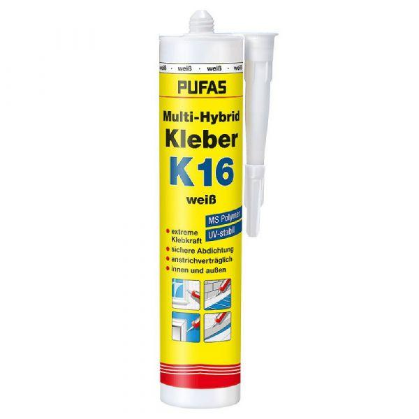 Pufas Multi-Hybrid-Kleber K16 – 290ml
