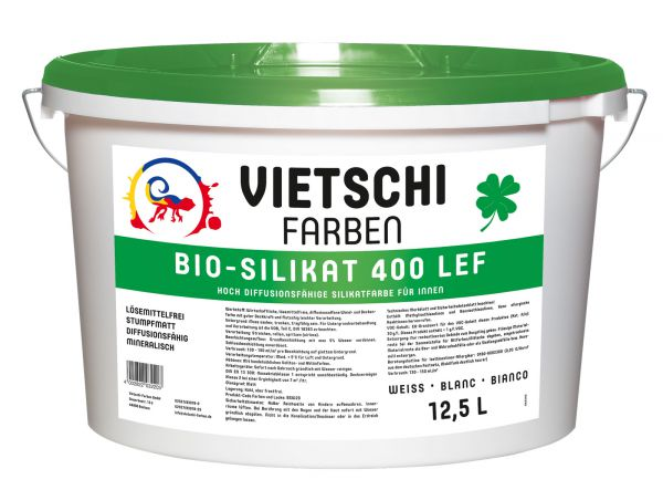 VIETSCHI Bio-Silikat 400 LEF – 12,5 Liter
