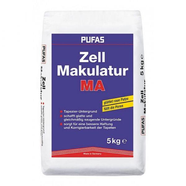 Pufas Zell-Makulatur MA