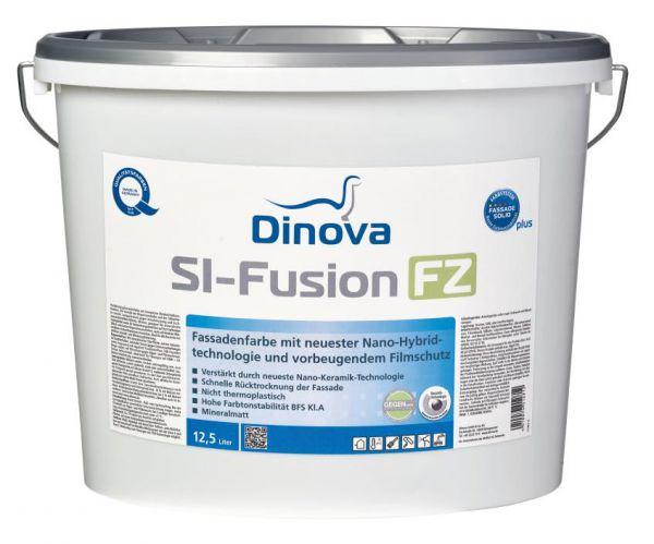 Dinova SI-Fusion Fassadenfarbe FZ