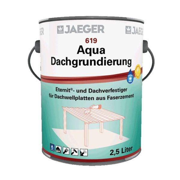Jaeger 619 Aqua Dachgrundierung