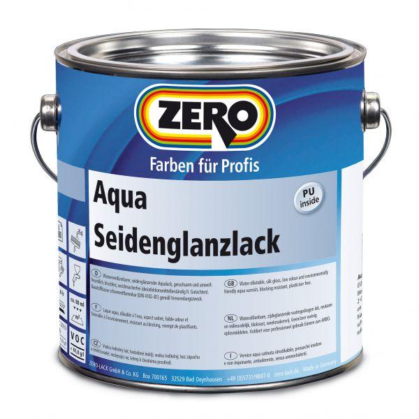 Zero Aqua Seidenglanzlack