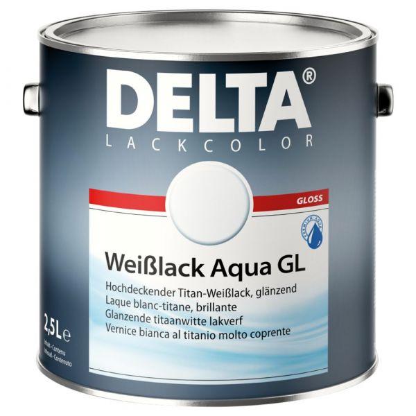 DELTA® Weißlack Aqua GL