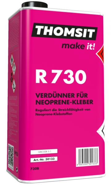 Thomsit R 730 Verdünner für Neoprene-Kleber – 5 Liter